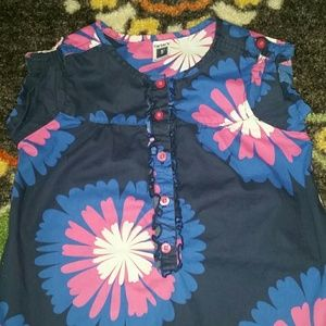 Carter's Floral Tunic